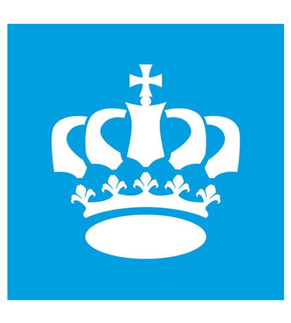 Stencil Coroa