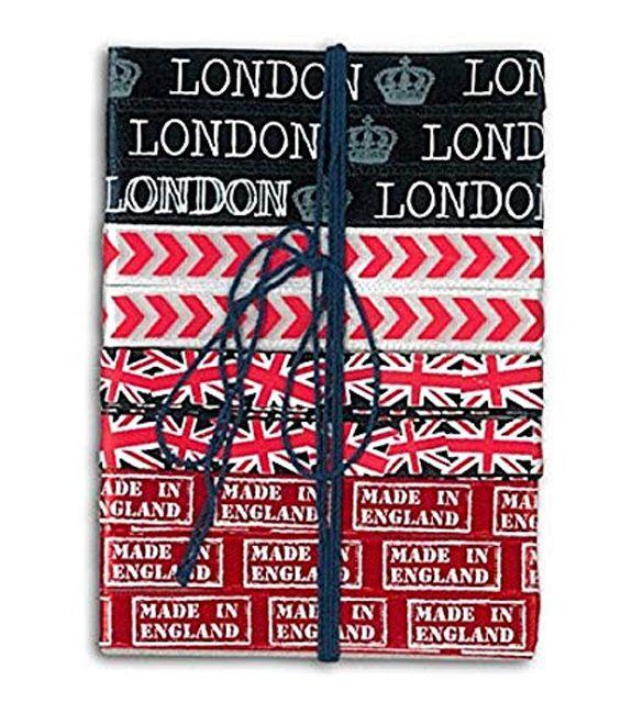 Conjunto fitas Londres
