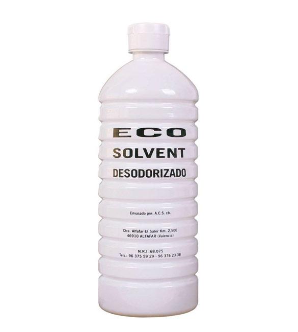 Aguarrás Eco-Solvent Inodoro 500ml