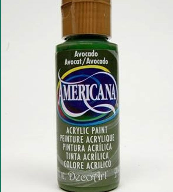 Tinta Americana avocado