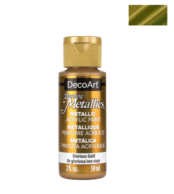 Tinta Decoart Glorious Gold Metálica