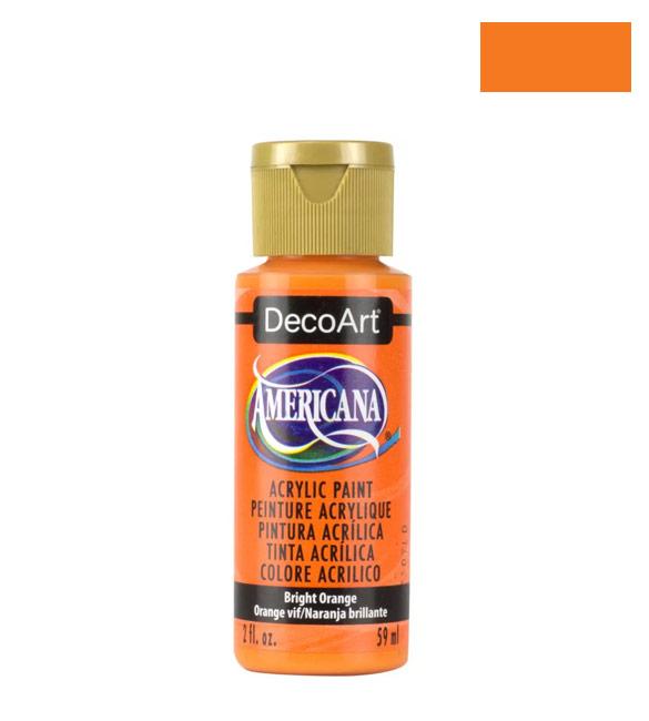 Tinta Americana BRIGHT ORANGE