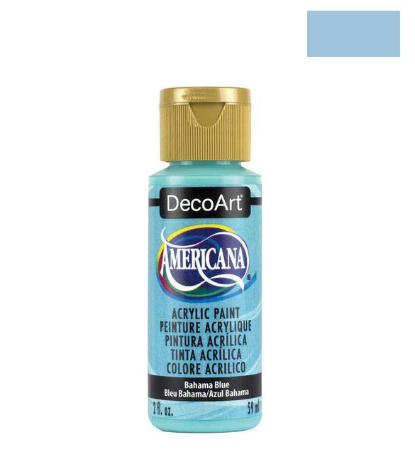 Tinta Americana bahamma  blue