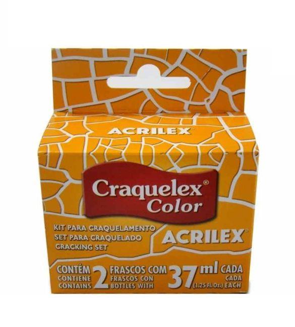 Tinta Craquele Acrilex Amarelo