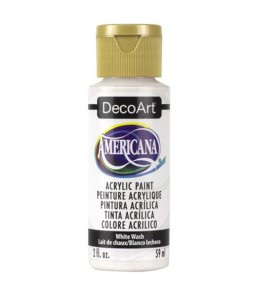 Tinta Decoart White Wash