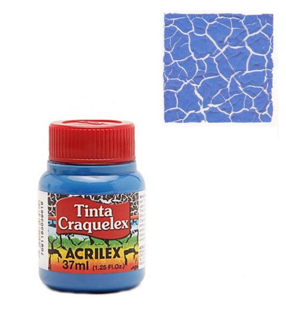 Tinta Craquelex Acrilex - Azul Turquesa