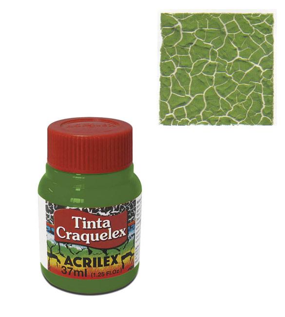 Tinta Craquelex Acrilex - Verde Musgo