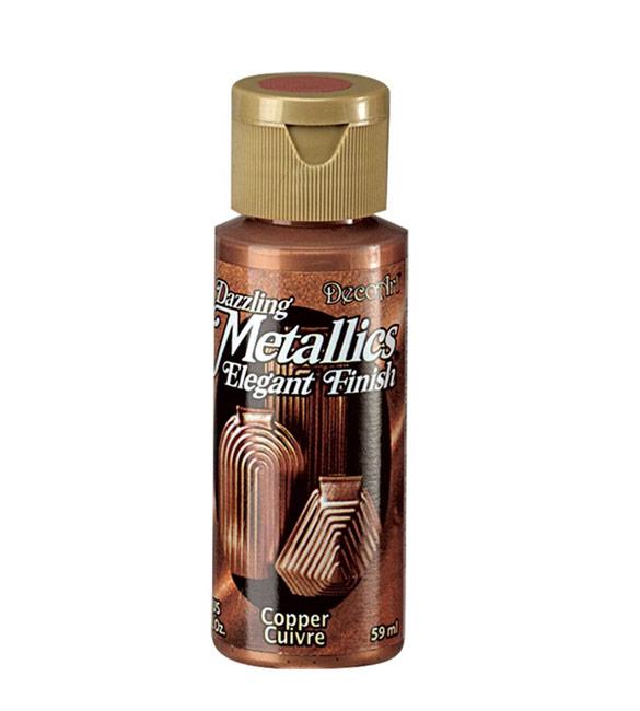 Tinta Metalizada Americana Copper