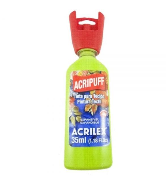 ACRIPUFF ACRILEX VERDE PISTACHE