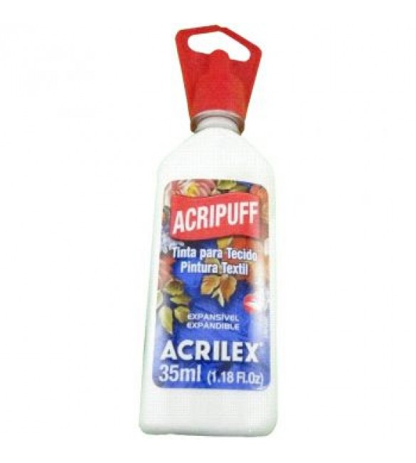 ACRIPUFF ACRILEX BRANCO