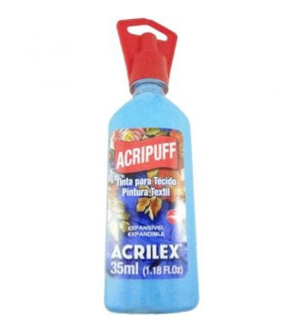 ACRIPUFF ACRILEX AZUL CELESTE