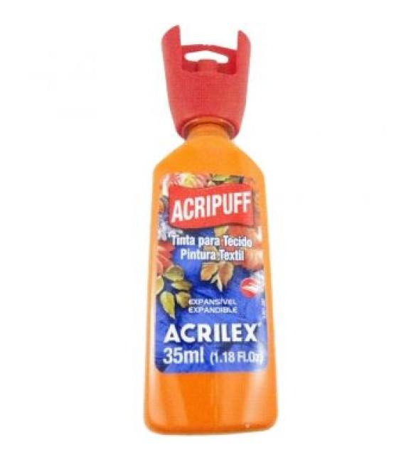 ACRIPUFF ACRILEX LARANJA