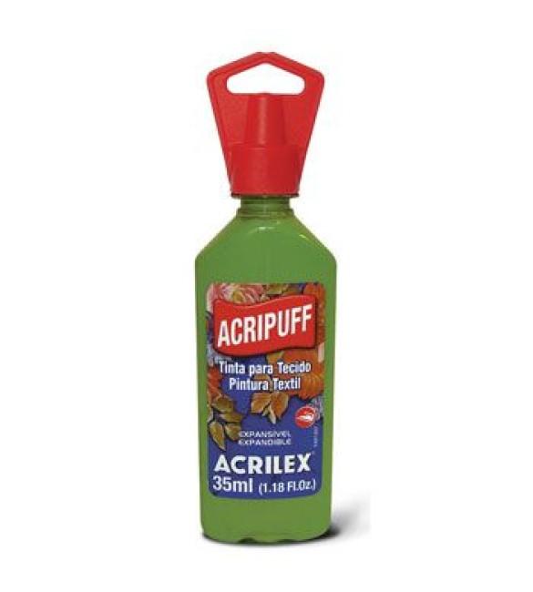ACRIPUFF ACRILEX VERDE ABACATE